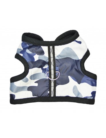 Harness Camouflage Blue