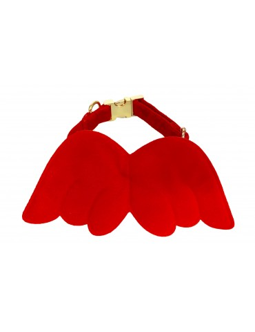 Collar Wings Red