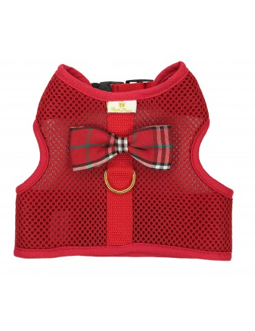 Harness Breathable Chic Red