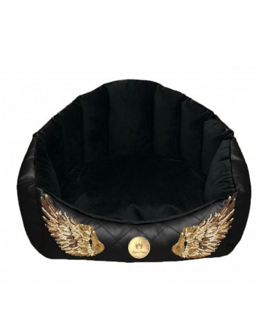 Bed Wings gold-black