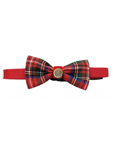 Bow-Tie Christmas Plaid