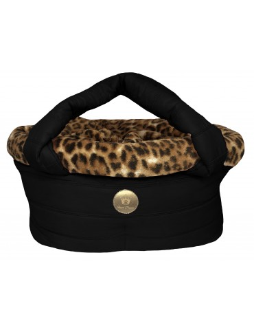 Ferri Leopard travel bag
