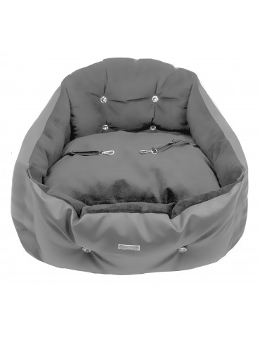 Car seat Diamond grey