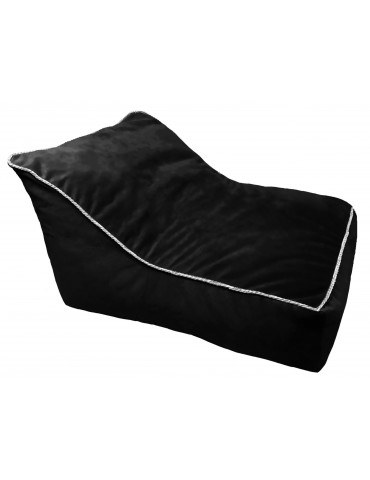 Bed Mirage Silver-Black