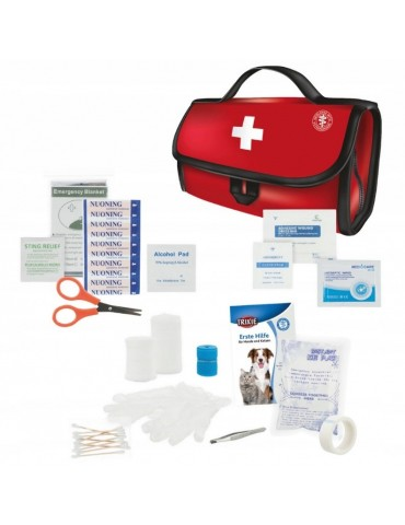 Premium first aid kit for...